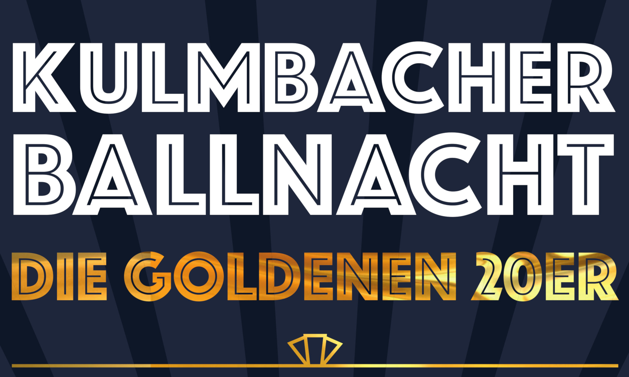 Kulmbacher Ballnacht 2020